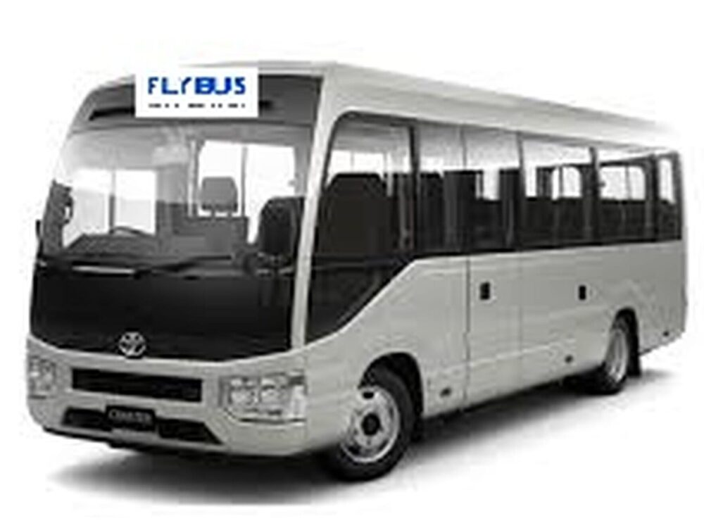 flybus bus hire fleet 24 seater minibus